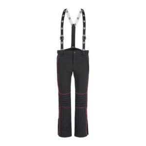 Ogier Alberto Carbon Red Ski Pant Red Black