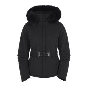 Ogier Aspen Classic Black Ski Jacket Black