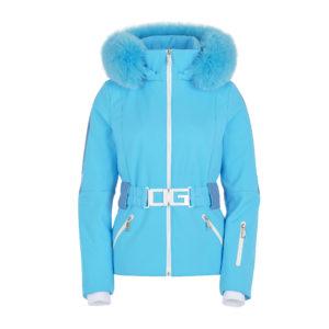 Ogier Chamonix Baia Ski Jacket Blue Baia