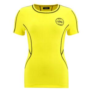 Charlotte tee-shirt yellow