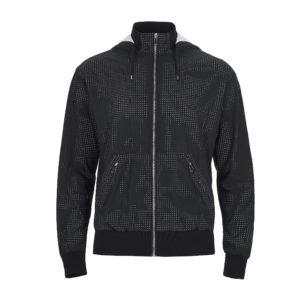 Ogier Gotham Silk Stretch Jacket Black
