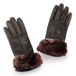 Ogier Inta Couture Gloves Black