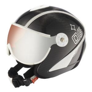 Ogier Kitzbuhel Carbon White Helmet White