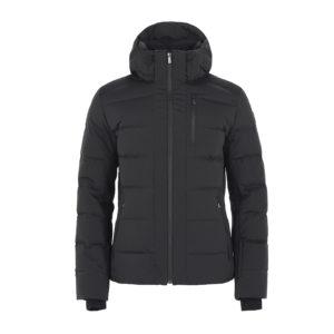 Ogier MontBlanc Black Ski Jacket Black