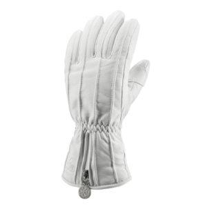 Ogier Montblanc White Ski Gloves White