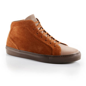 Ogier Vermont Sneakers Brown