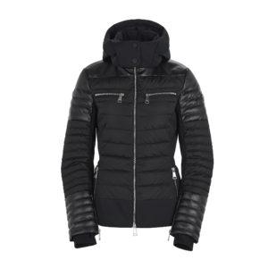 Ogier Whistler Classic Black Ski Jacket Black
