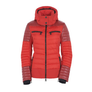 Ogier Whistler Classic Red Ski Jacket Red