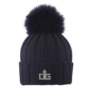 Wool Hat Navy