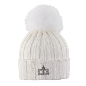Wool Hat Off White