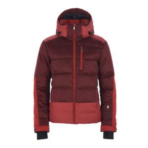 Ogier Annapurna Cashmere Magma Ski Jacket Magma