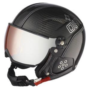 Ogier Kandahar Carbon Black Helmet Black