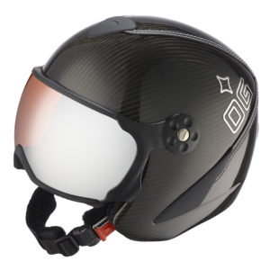 Ogier Kitzbuhel Carbon Black Helmet Black