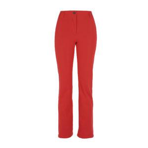 Ogier Maria Classic Red Ski Pant Red