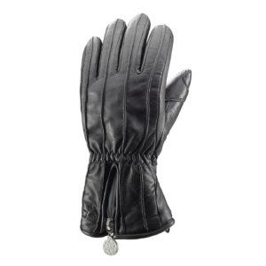 Ogier Montblanc Black Ski Gloves Black