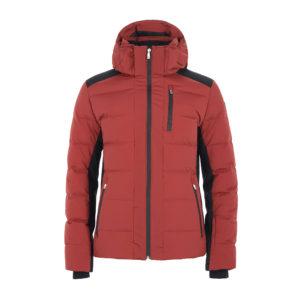 Ogier Montblanc Red Ski Jacket Red