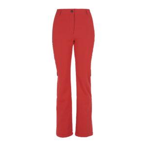 Ogier Vallorcine Red Ski Pant Red