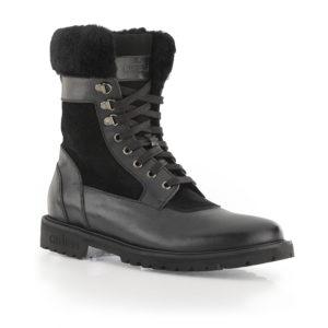 Ogier Vladimir Boot Black