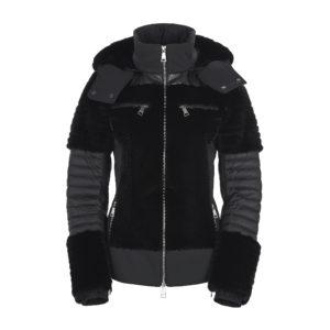 Ogier Whistler Mink Ski Jacket Mink Black