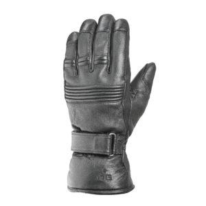 Ogier Zenith Leather Ski Glove Black